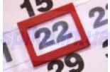 Окошки для календарей(4P-ширина календ.290-330мм)