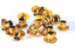 Люверсы для календарей Kangaro BPE 20 для ручного, под яркое  золото (250шт. уп.)